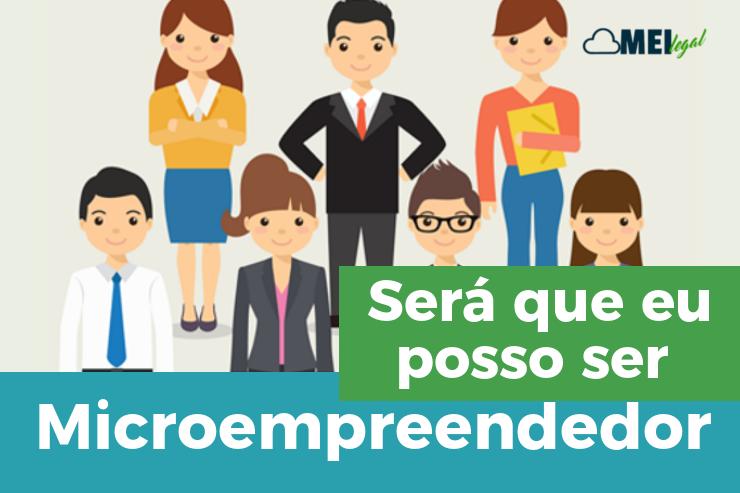 Será que posso ser Microempreendedor? - Contabilidade online para Microempreendedor Individual (MEI) com emissão de nota fiscal carioca, nota fiscal eletrônica entre outros serviços