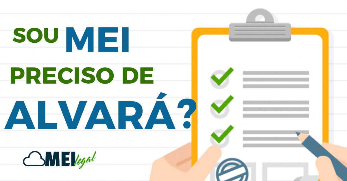 Sou MEI, preciso de alvará ? - Contabilidade online para Microempreendedor Individual (MEI) com emissão de nota fiscal carioca, nota fiscal eletrônica entre outros serviços