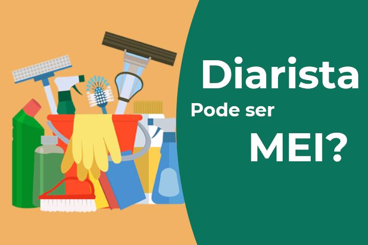 Diarista pode se MEI - Contabilidade online para Microempreendedor Individual (MEI) com emissão de nota fiscal carioca, nota fiscal eletrônica entre outros serviços