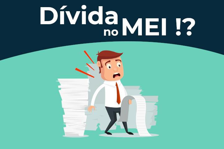 Dívida no MEI? - Contabilidade online para Microempreendedor Individual (MEI) com emissão de nota fiscal carioca, nota fiscal eletrônica entre outros serviços